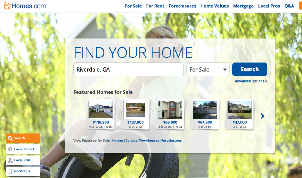 Top 10 Real Estate Websites Cornelius Camp