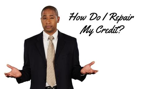How do i repair my credit cornelius camp