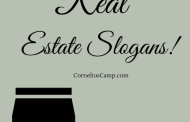 Real Estate Slogans