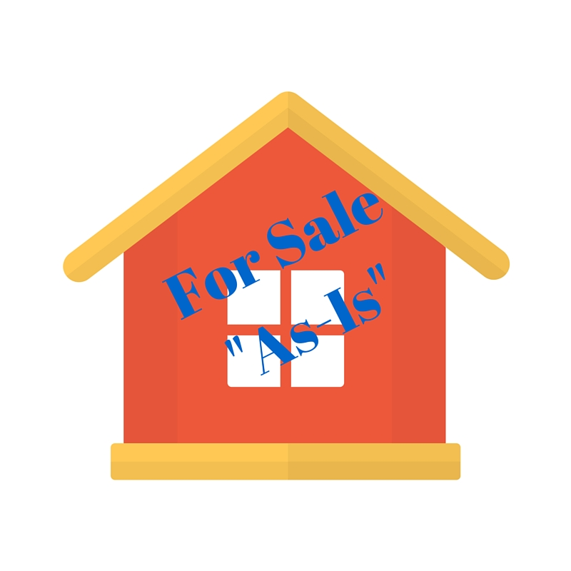 Selling-A-House-As-Is