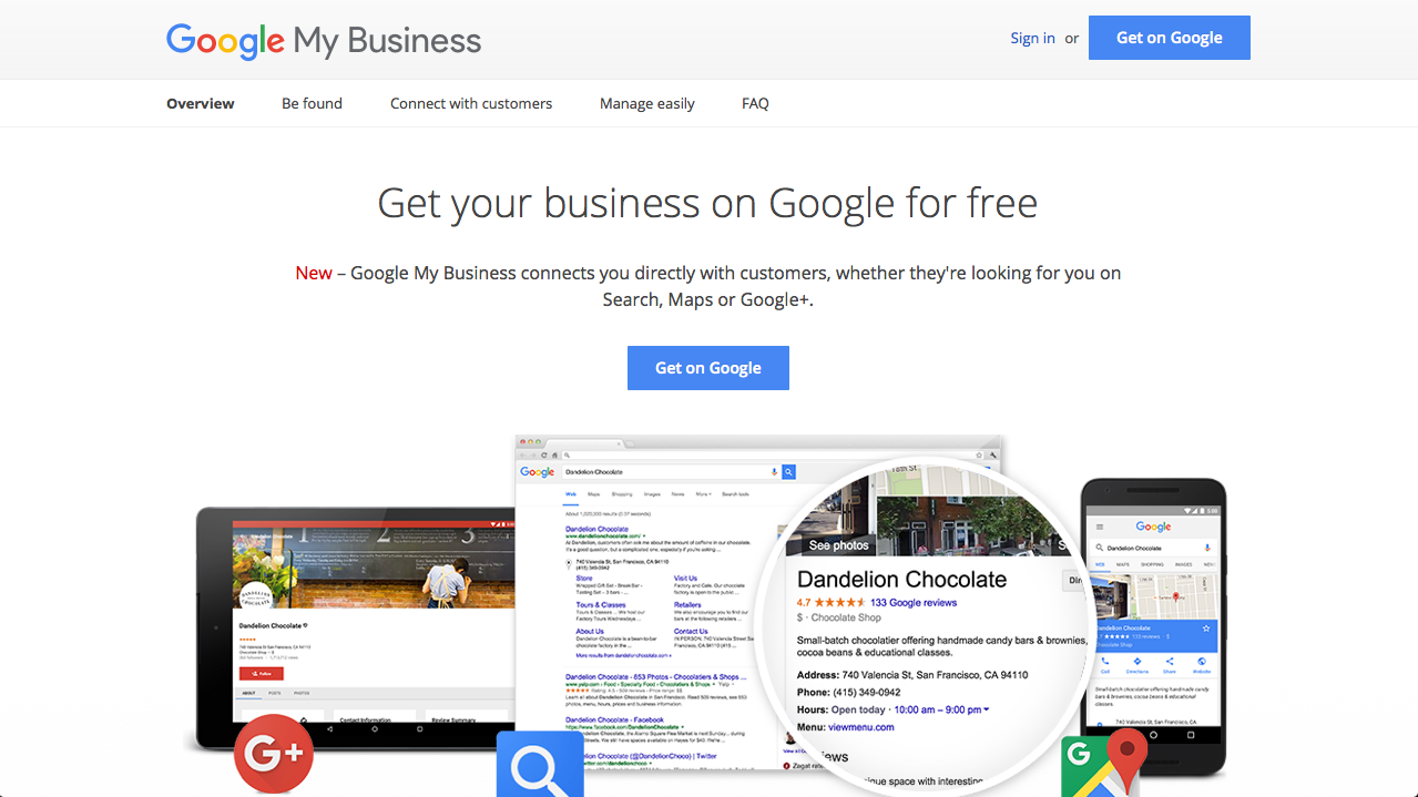 Get Tons Of Real Estate Leads through Google