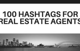 100 Hashtags for Real Estate Agents