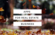 Top 8 Apps for Real Estate Business