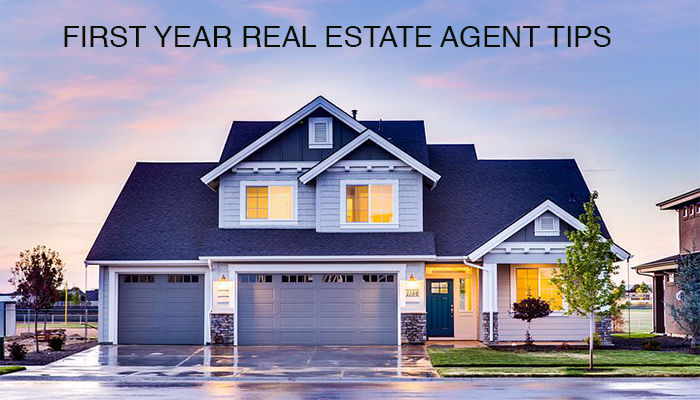 First-Year-Real-Estate-Agent-Tips