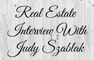 Real Estate Interview With Judy Szablak