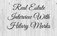 Real Estate Interview With Hilary Marks